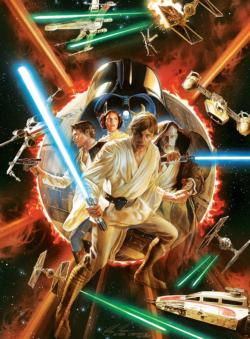 Star Wars™ Fine Art Collection - #1 Comic Variant Cover Star Wars Jigsaw Puzzle