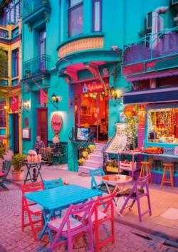 Sultanahmet Neighborhood, Istanbul Cities Jigsaw Puzzle