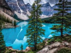 Moraine Lake Lakes / Rivers / Streams Jigsaw Puzzle