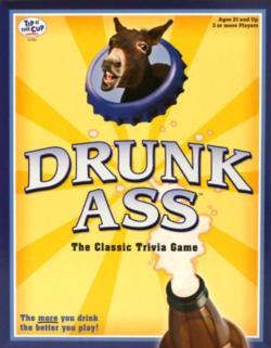 Drunk Ass Classic Trivia Game