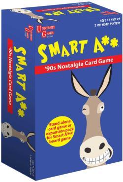 Smart A** 90's Nostalgia Card Game
