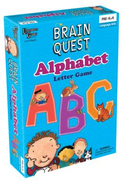 Brain Quest ABC Game