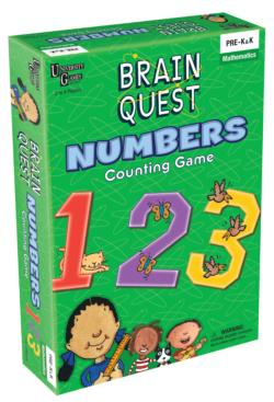 Brain Quest Numbers Game