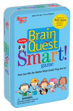 Brain Quest  Smart Game TIN Math