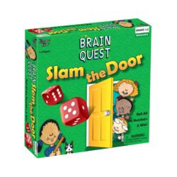 Brain Quest  Slam the Door Game