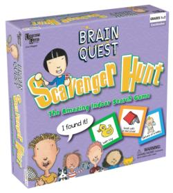 Brain Quest Scavenger Hunt