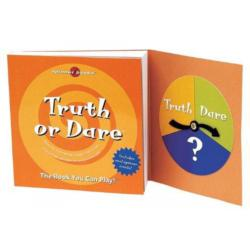 Spinner Book: Truth or Dare Game