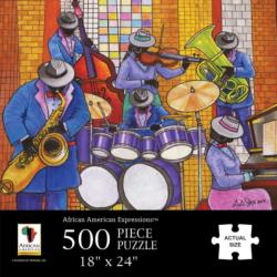 Jazz Music Jigsaw Puzzle