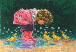 Just Ducky Birds Jigsaw Puzzle