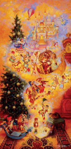 The Nutcracker Christmas Jigsaw Puzzle