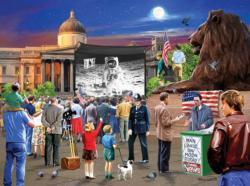 Moon Landing 1969 United States Jigsaw Puzzle