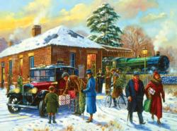 Nearly Home Christmas Jigsaw Puzzle