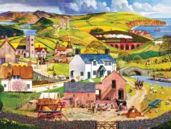 England Europe Jigsaw Puzzle