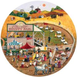 Johnson County Fair Jigsaw Puzzle