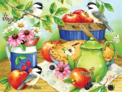 Picnic Pie Sweets Jigsaw Puzzle