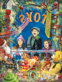 Christmas Wonder Winter Jigsaw Puzzle