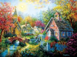 Guidance Churches Jigsaw Puzzle