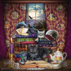 Storytime Cats Cats Jigsaw Puzzle
