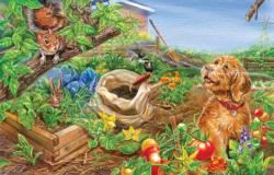 Wild Ones Dogs Jigsaw Puzzle