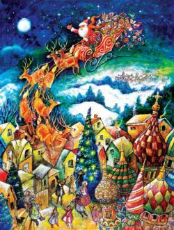 St. Nicholas Christmas Large Piece