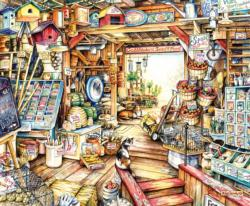 Seed and Feed General Store Jigsaw Puzzle