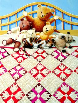 Bear Paw Quilting & Crafts Jigsaw Puzzle