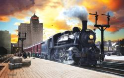 Canadian Pacific Travel Jigsaw Puzzle