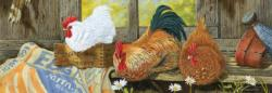 Barnyard Royalty Chickens & Roosters