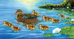 Baby Parade Nature Jigsaw Puzzle