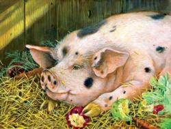 Salad Bar Farm Jigsaw Puzzle