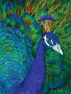 Peacock Birds Jigsaw Puzzle
