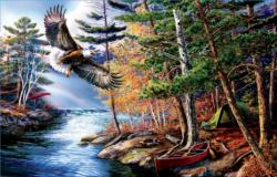 Freedom Waters Nature Jigsaw Puzzle