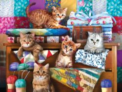 We Wanna Play Cats Jigsaw Puzzle