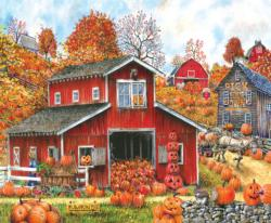 Pick Your Own Pumpkin Jigsaw Puzzle