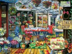 Fresh Flowers Flowers Jigsaw Puzzle