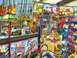 The Second Hand Shop Shopping Jigsaw Puzzle