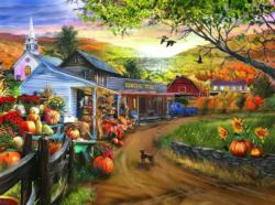 Just around the corner General Store Jigsaw Puzzle