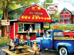The Ice Cream Barn Sweets Jigsaw Puzzle