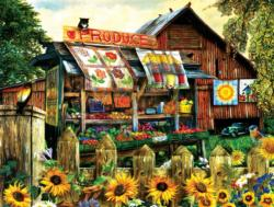 Home Grown General Store Jigsaw Puzzle