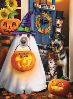 Life of the Party Halloween Jigsaw Puzzle