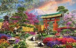 Fuji Flora Pandas