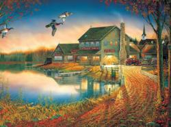 Duck Inn Lakes / Rivers / Streams Jigsaw Puzzle