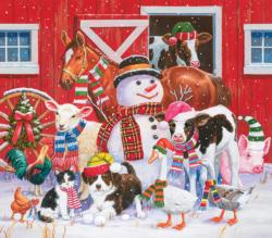 Ready for Winter Christmas Jigsaw Puzzle