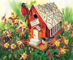 Liberty School Garden Jigsaw Puzzle