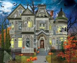 Come on In Halloween Jigsaw Puzzle