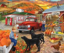 Roadside Stand General Store Jigsaw Puzzle