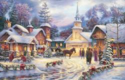 Faith Runs Deep Christmas Jigsaw Puzzle