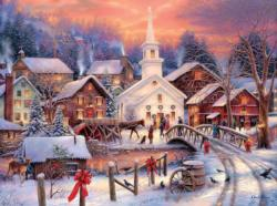 Hope Runs Deep Christmas Jigsaw Puzzle