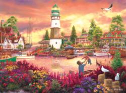 Love Lifted Me up Lakes / Rivers / Streams Jigsaw Puzzle