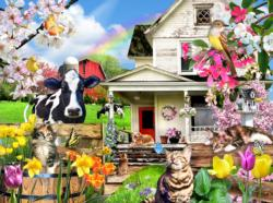 A Spring Day Spring Jigsaw Puzzle